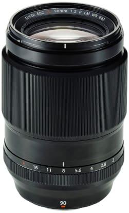 Product Image - Fujifilm Fujinon XF 90mm f/2 R LM WR