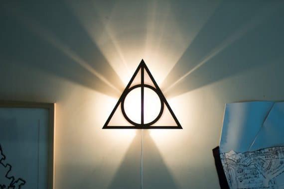Hallows Lamp