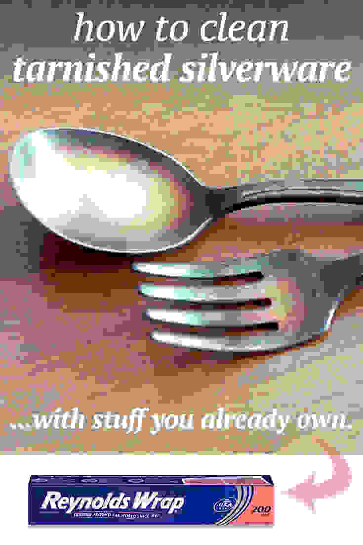 How to Clean Your Silverware