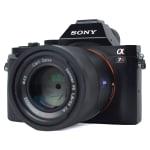 Sony a7r vanity corrected