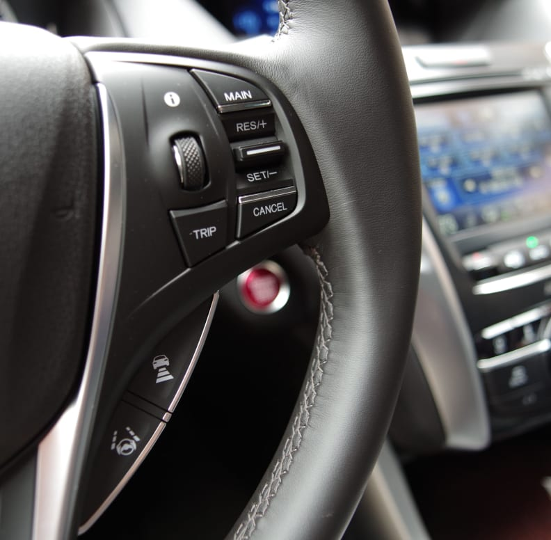 2015 Acura TLX: Someone To Watch Over Me