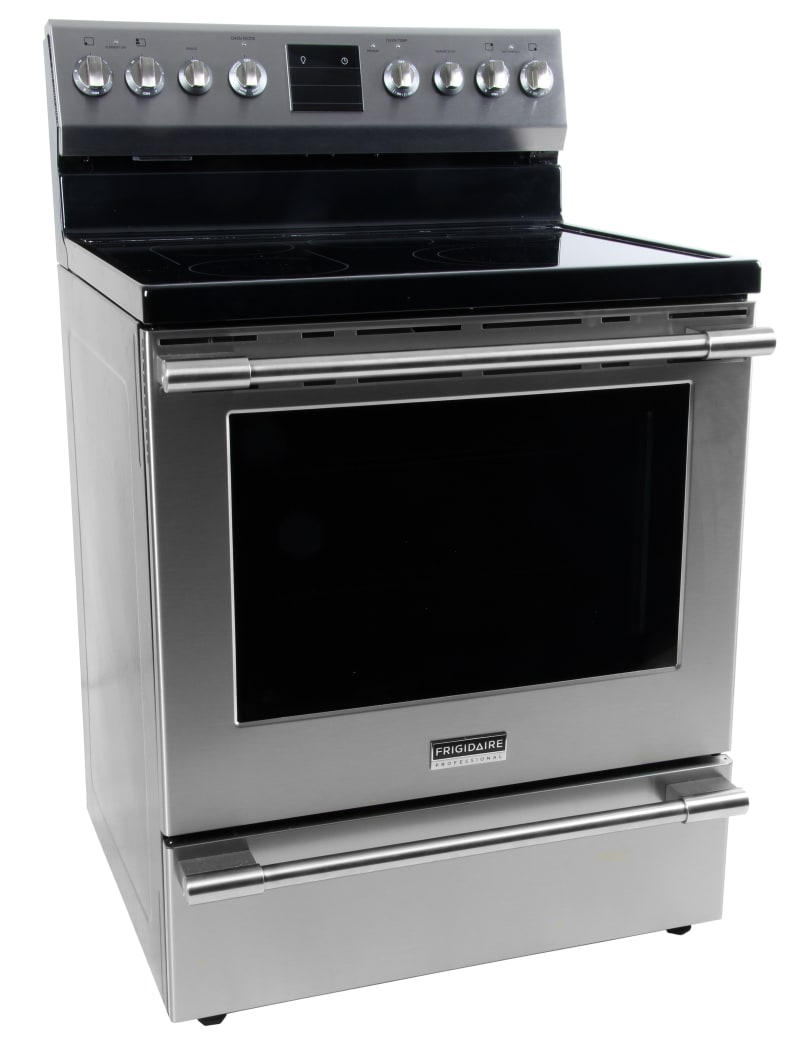 The Frigidaire Professional FPEF3077Q is a beautiful appliance.
