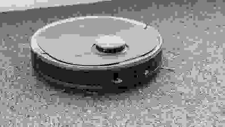 Ecovac Ozmo T8 Camera