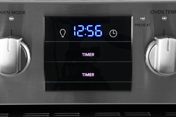 oven control knobs and timer