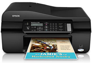 Product Image - Epson WorkForce 320