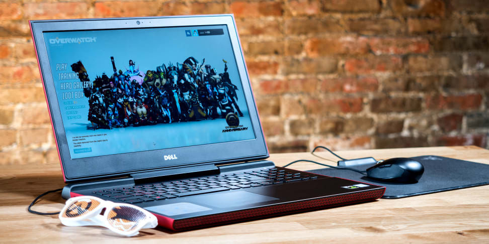 The Dell Inspiron 15 7000 packs a serious punch.