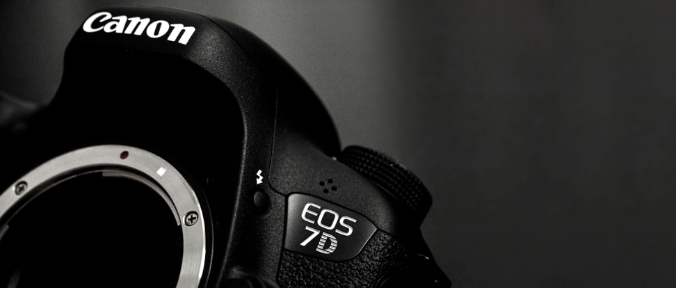 Product Image - Canon EOS 7D Mark II