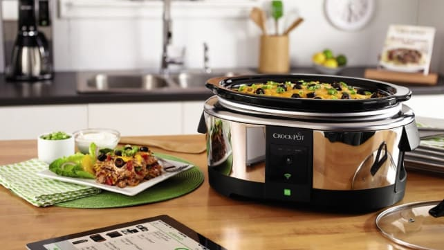 Crock-Pot Slow Cooker with WeMo