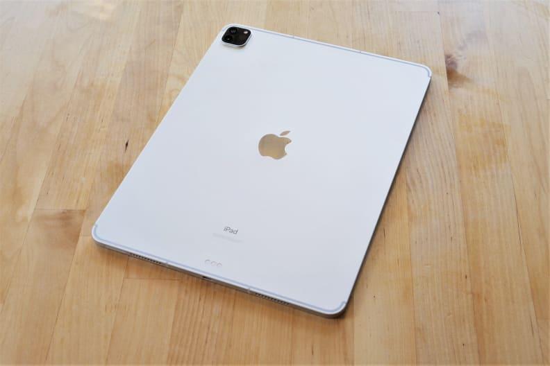 Apple iPad Pro 2021 design