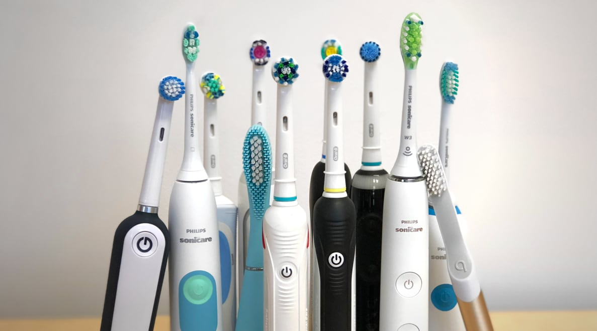 Which is our favorite electric toothbrush? The Oral-B Pro 3000