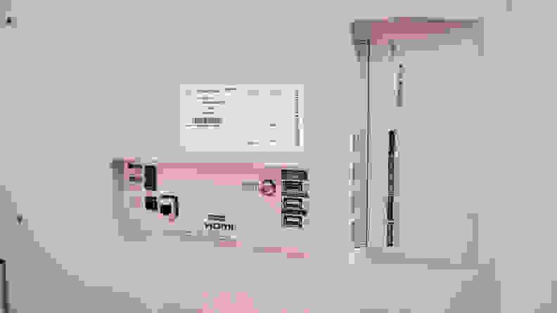 LG C1 OLED TV - Connectivity Options (Ports)