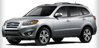 Product Image - 2012 Hyundai Santa Fe Limited