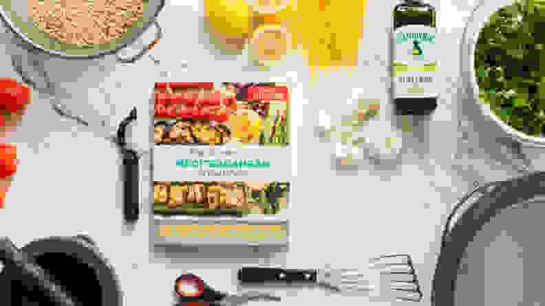 America's Test Kitchen cookbook
