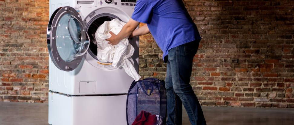 John washing machine