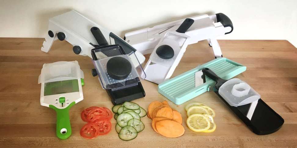 The Best Mandoline Slicer of 2019 - Reviewed Kitchen & Cooking