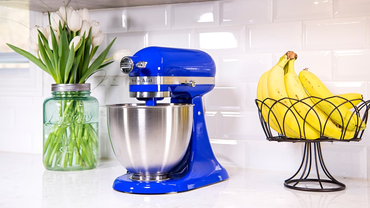 16 things you didn't know you could do with a KitchenAid