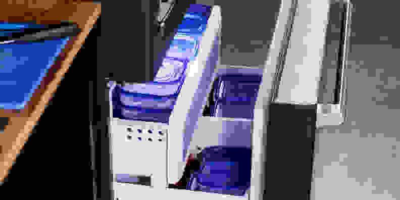 Freezer-drawers