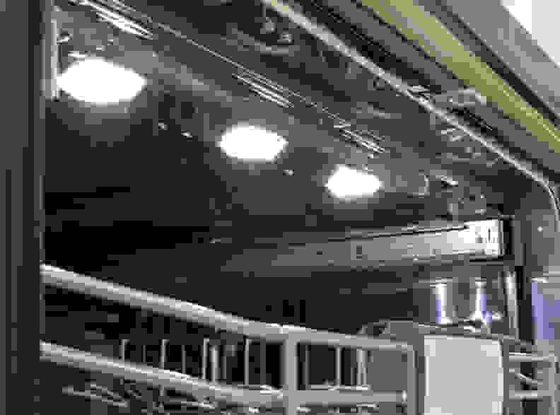 KitchenAid KDTM704ESS—Interior Lights