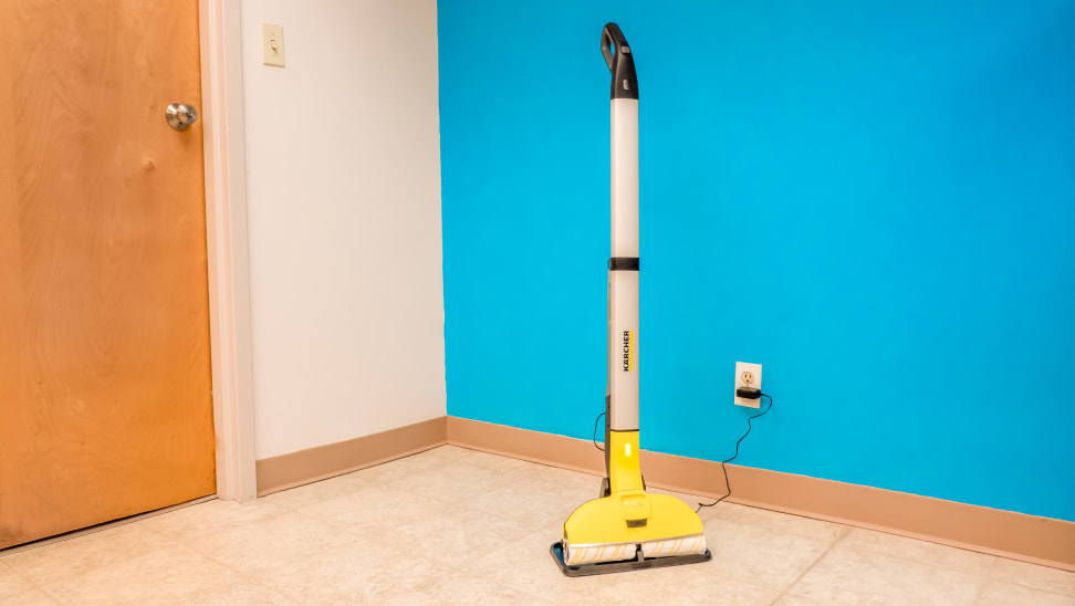 The Karcher FC 3 is a motorized mop