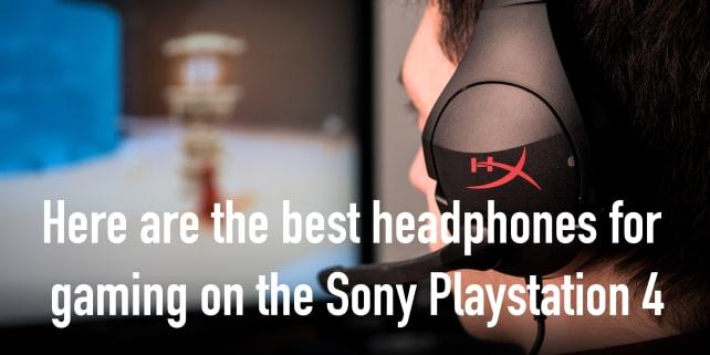 Best Headphones for PS4