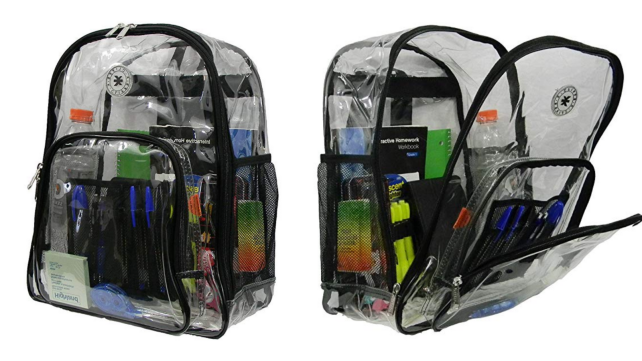 clearbackpack