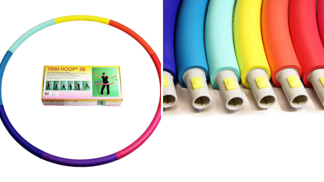 Best health and fitness gifts 2018: weighted hula hoop
