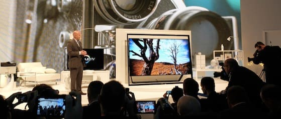 Samsung's 98-inch TV