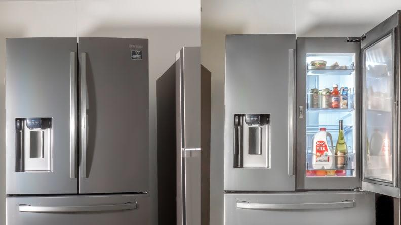 Door-in-door-fridge