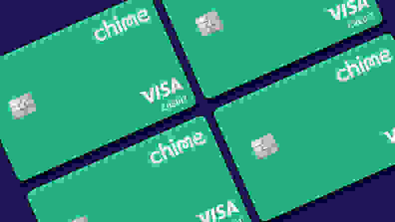 Chime bank secured credit card