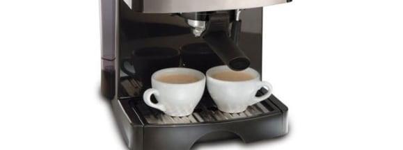 Mr coffee ecmp50 espresso machine hero