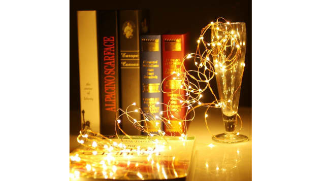Lighting EVER Copper Wire String Lights