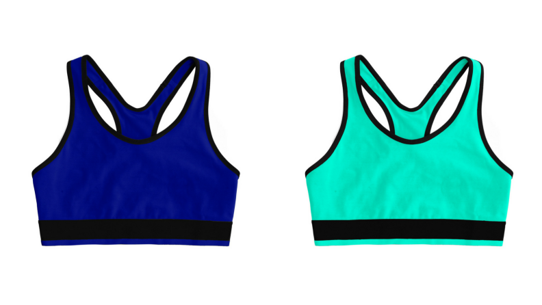 Wash your sports bras as soon as you get back from the gym