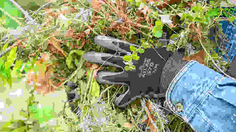 Showa Atlas gardening gloves
