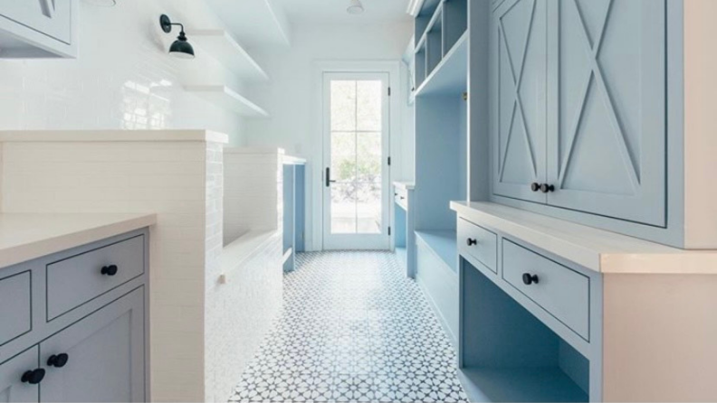 Before you build a mudroom, create a plan that includes everything you'll need.