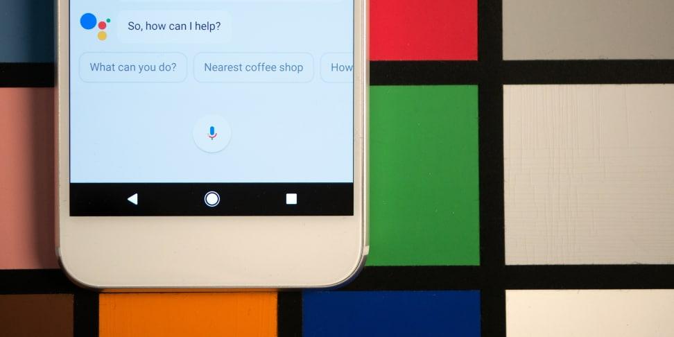 Google Pixel's Google Assistant