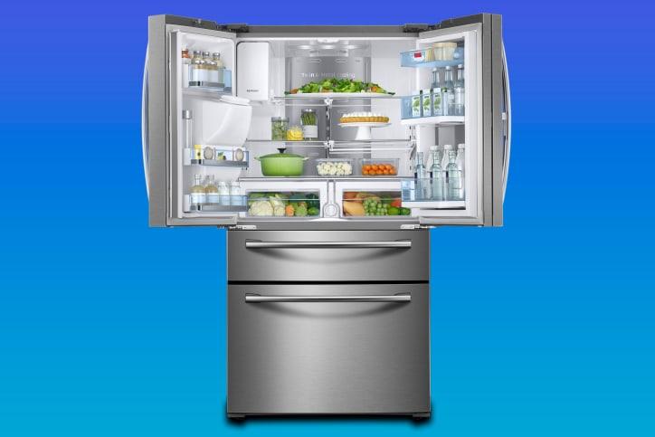 Samsung Rf28jbedbsg 4 Door French Door Refrigerator Review