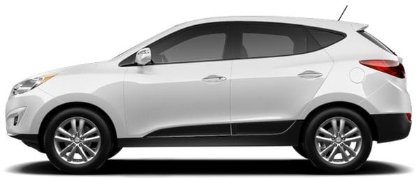 Product Image - 2013 Hyundai Tucson Limited