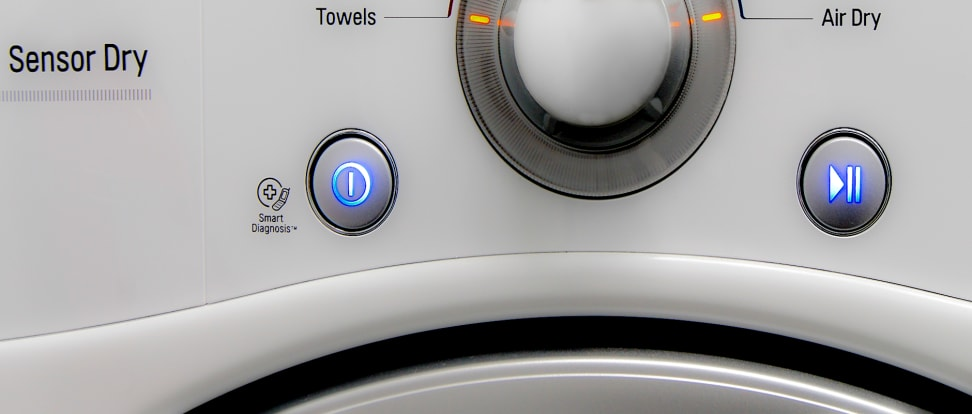 LG DLE3050W Dryer Review - Reviewed Laundry