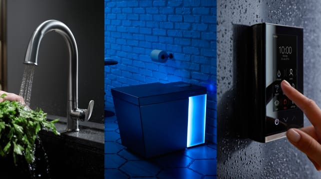 Kohler Konnect Smart Tech with Alexa