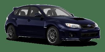 Product Image - 2012 Subaru Impreza WRX STI 5-dr