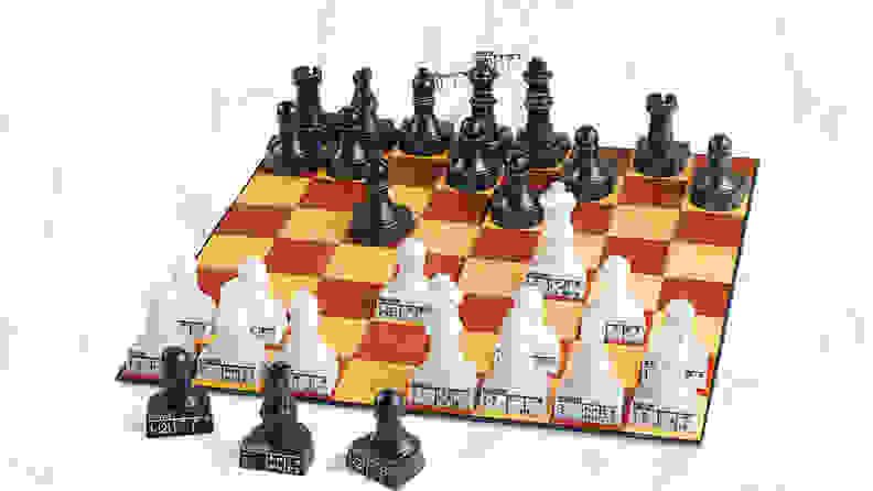 Lakeshore Learning chess set