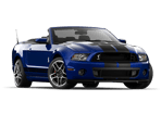 Product Image - 2013 Ford Mustang Shelby GT500 Convertible