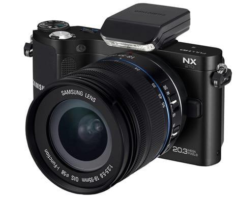 Product Image - Samsung NX210