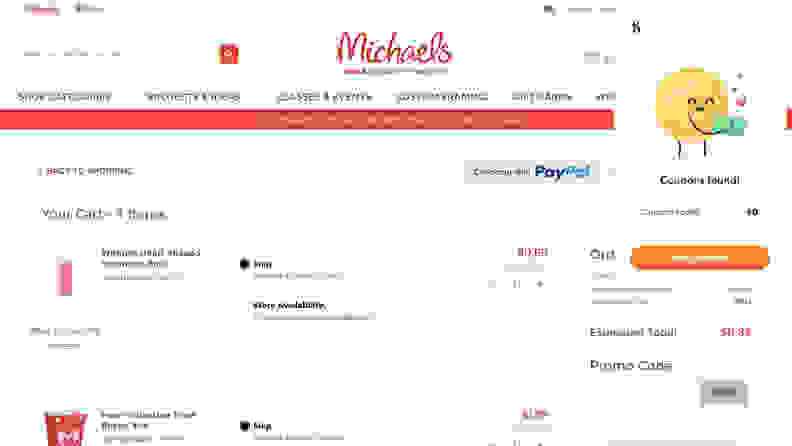 Honey Coupon Finder Chrome Extension