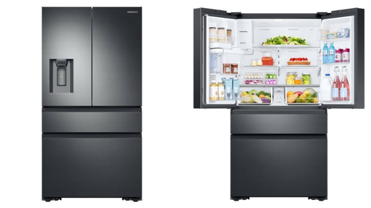 Samsung RF23M8070SG Counter Depth French Door Refrigerator Review. This  Fridge Is Beautifully Designed, But Is It Reliable?