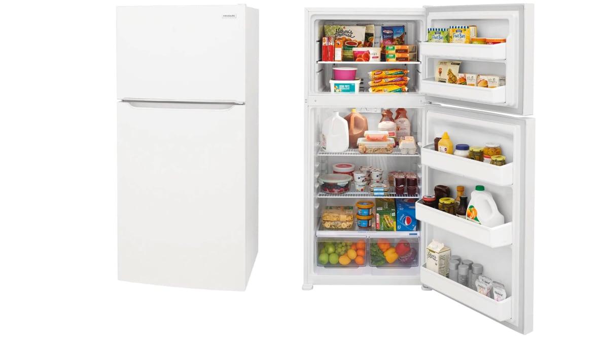 Frigidaire FFTR1814VW Refrigerator Review