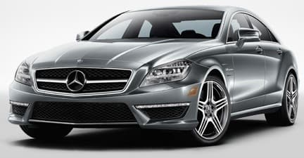 Product Image - 2013 Mercedes-Benz CLS63 AMG