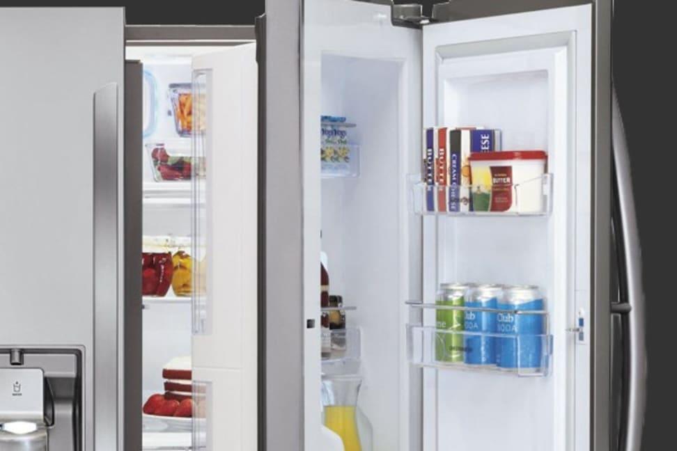 Door In Door Lg Refrigerator On Sale At Best Buy Reviewed