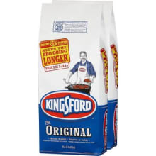 Kingsford Charcoal (18.6lb, 2-pack)