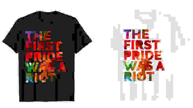 Extra Dressing 50th Anniversary Pride Shirt